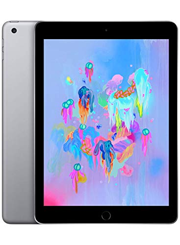 Apple iPad (Wi‑Fi, 32GB) - Space Grau (Ipad Mini Bluetooth Tastatur Fall)