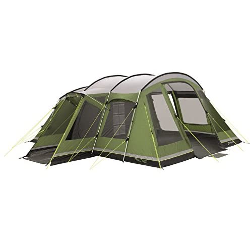41Zz6Q4pSZL. SS500  - Outwell Montana 6 Tent green 2018 tube tent