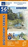 Discovery Series Map 56 Water Resistant - 6th Edition (2014)