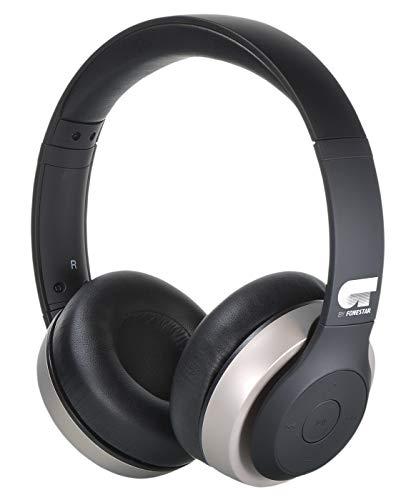 Operacion Triunfo OT Harmony-D Fonestar Auriculares Bluetooth Negro/Rojo