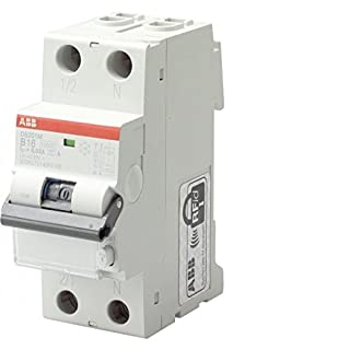 abb-entrelec DS200 – Automatic Switch L 1 Pole + Neutral C10 A 4.5 kA ac300ma