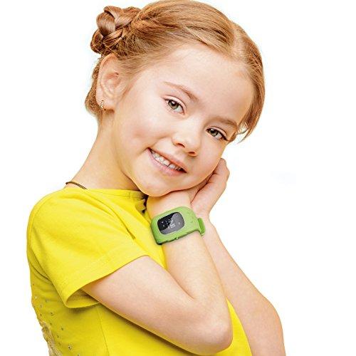 EASYmaxx Armbanduhr Kids Smart Watch OLED