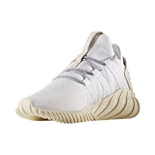 Chaussures Femmes Adidas Tubular Dawn BY2123, BZ0626, Blanc et Nregras, confortables et légères. Sneaker en cours d'exécution et de formation. White/Off White