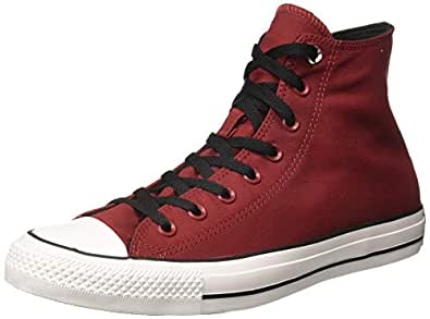 Converse Unisex Adult Red Sneakers-10 UK (43 EU) (164879C)