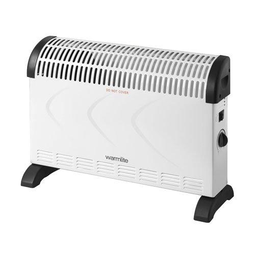 41Zz8FSDn0L - BEST BUY #1 Warmlite WL41001 Convection Heater, 2000 W - White Reviews uk