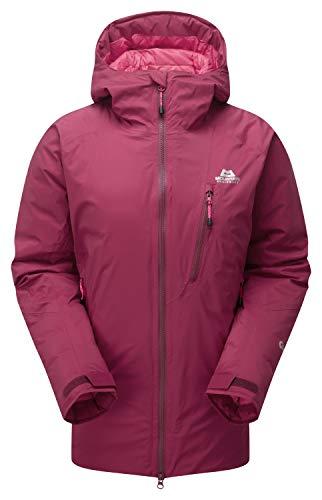 expeditions daunenjacke Mountain Equipment Triton Jacket Women Größe M (12) Cranberry