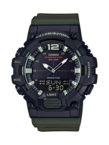 Casio Collection Mens Watch HDC-700-3AVEF