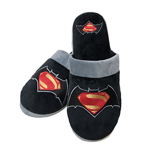 Batman v Superman Mule Slippers