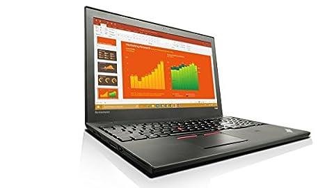Lenovo 20FH002RGE IPS-Notebook (Intel Core i7, 256GB Festplatte, 8GB RAM, Intel HD Graphics 520 in processor und NVIDIA GE Force 940 MX (2GB), Win 7 Pro) schwarz