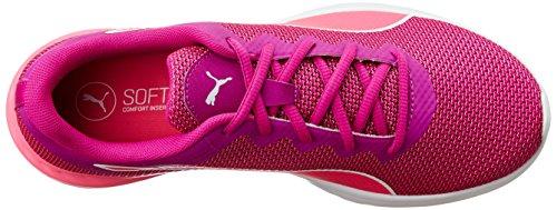 Puma Damen Vigor Wn's Laufschuhe, 40 EU Pink (ultra magenta-knockout pink 01)