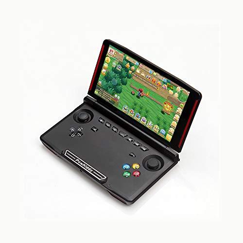 Womdee Handheld-Spielekonsolen, Gameboy Advance X18 Playstation tragbar, Spielmaschine - unterstützt Gloud-Spiele, PPSSPP - PSP-Emulator, FS-Emulator, GBA-Emulator (Psp-spiele Nur)