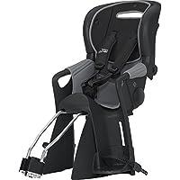 Romer Britax Jockey Comfort - Silla de Seguridad para Bicicleta, Color Negro/Gris