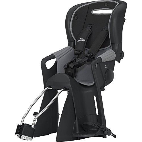 Britax Römer Fahrradsitz Jockey Comfort (9-22 kg), black/grey