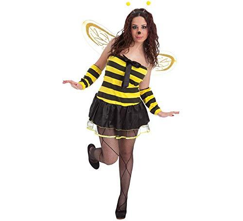 Creaciones Llopis - Disfraz de abeja lazo para adulto, talla única