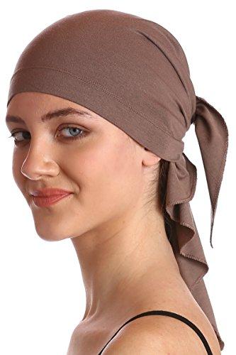 plaine-unisexe-bandana-pour-perte-de-cheveux-cancer-chimio-mink