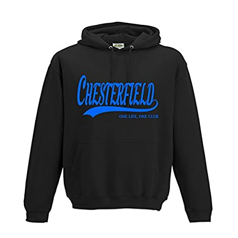 CHESTERFIELD Football Gift - Hoodie one life one club top