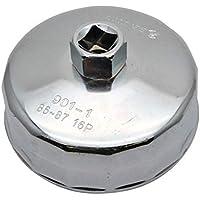 SALAKA Carcasa Extractor de Herramientas Filtro de Aceite Tapa Llave Enchufe