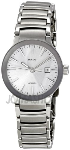 Rado Rado Centrix Automático Acero inoxidable Acero Damas Reloj R30940103