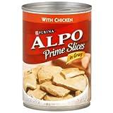 Purina Alpo Prime Slices in Soße, Hühnergeschmack, in Dose, 12,4 ml