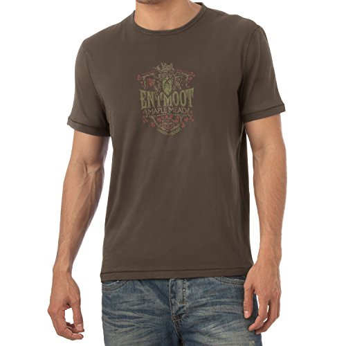 texlab-ent-maple-mead-herren-t-shirt-grosse-xl-braun