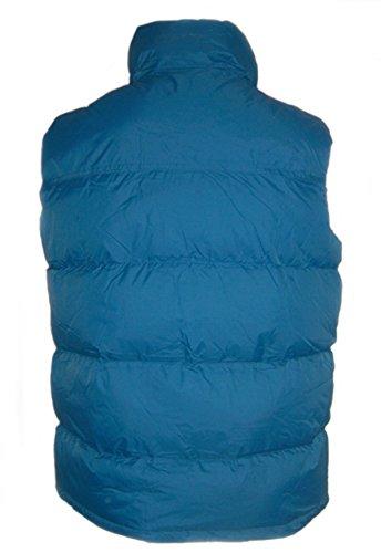 Caterpillar Mens Caterpillar Pinnacle Windproof Breathable Bodywarmer Blue