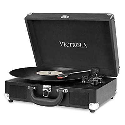 Victrola Suitcase Platine Vinyle Mallette