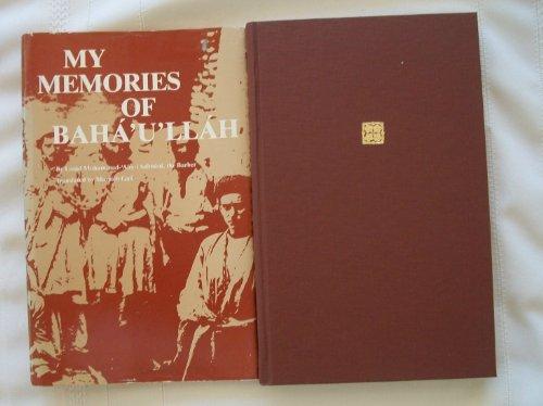 My Memories of Baha'u'llah por Ustad Muhammad-Aliy-i Salmani
