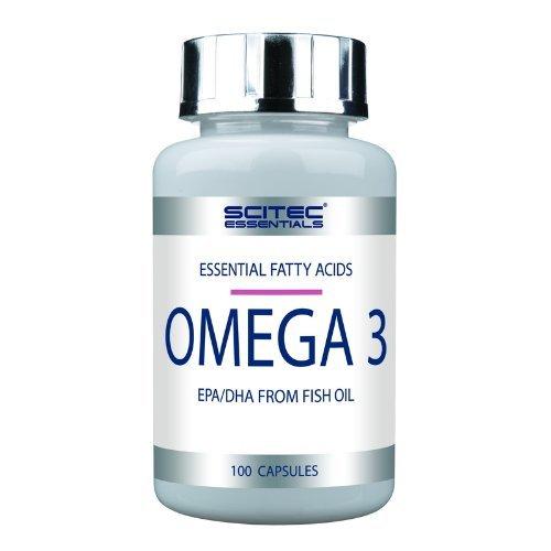 Scitec Nutrition Omega 3 Kapseln 100 Stück