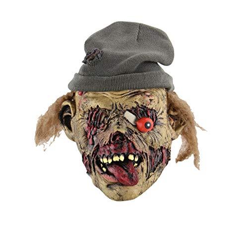 Halloween Horror Maske, Heimgesuchte Haus, Party, Bar-Unterhaltung, Cooler Ort, Natur Latex-Maske, Kann Von Kindern Und Erwachsenen Verwendet Werden