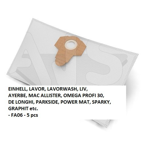 vacuum-cleaner-dust-bags-micro-bag-fa06-suitable-for-einhell-ayerbe-de-longhi-graphit-lavor-lavorwas