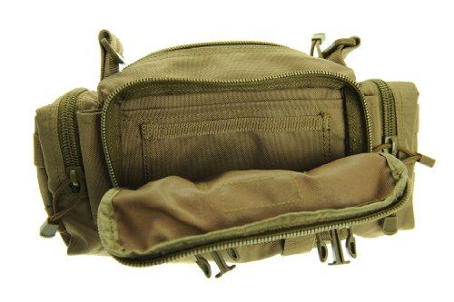 Seibertron Tactical Utility Response Schulter Handtasche Multipurpo se Taille Tasche Khaki