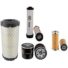 Filter Service Satz Luft Öl Kraftstofffilter Passend Gator Hpx 4x4
