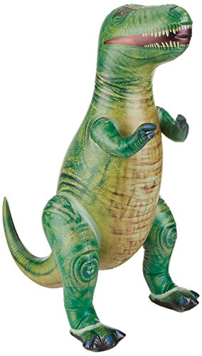 Jet Creations Inflatable Tyrannos Dinosaur, Medium by Jet Creations