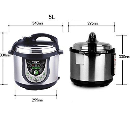 Electric Pressure Cooker Intelligent Pressure Cooker 5 Liters