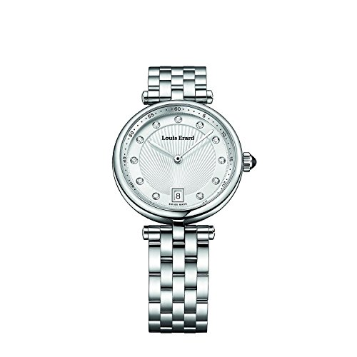 LOUIS ERARD WOMEN'S ROMANCE 33MM METAL BRACELET QUARTZ WATCH 11810AA11.BMA24