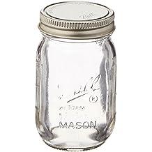 Ball R Mini Storage Jars 4/Pkg-4Oz