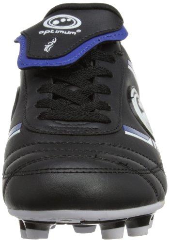 Optimum - Stivali, Uomo Nero (Black/Blue)