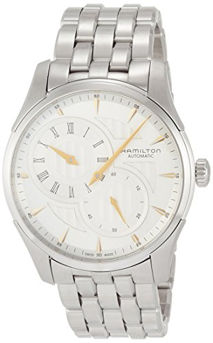 Hamilton JM Regulator A42 1b-sr BRC h42615151 Homme Montre Automatique