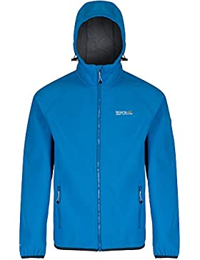 Regatta Mens Arec Lightweight Breathable Stretch Softshell Jacket