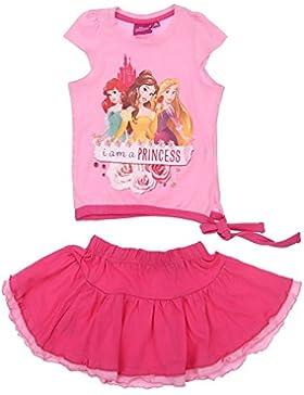 Mädchen Rock/Top, Mädchen 2 Teiler Disney Princess Disney Princess 2 Teiler Rock/Top
