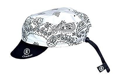 Chaskee Reversible Cap Cashmere mit Neoprenschild (Wendemütze, UV 80), Farbe:black