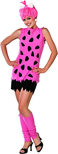 Pebbles Flintstone (The Flintstones) - Adult Costume Lady: S (UK: 8-10)