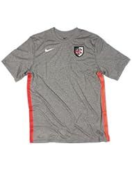 Nike Club Team Swoosh Duff L - Bolsa de deporte para hombre, color rojo, talla única