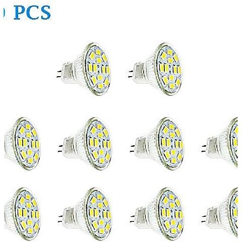 XMQC*10 PC 4 6 W 12 5730 570 Blanco / Lámparas de LED blanco frío 12 V , blanco frío