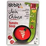 Tit-Bit Jain Chinese Tomato Soup - 50gms (Pack of 5)