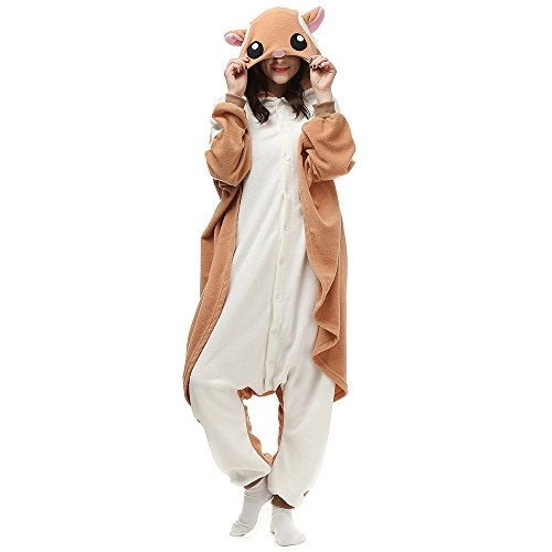 Imagen de unisexo adulto traje disfraz adulto cosplay animal pyjamas