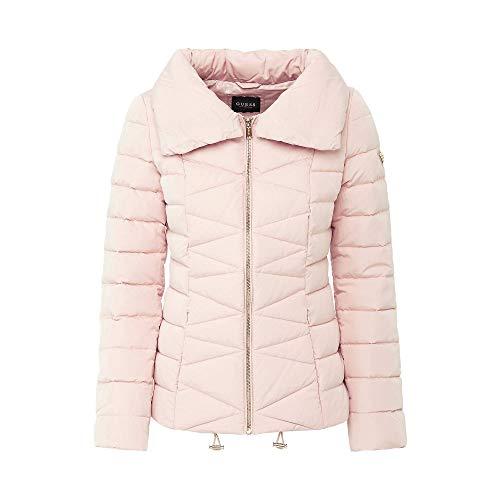 Guess abrigo rosa acolchado ALYSSA M - Rosa