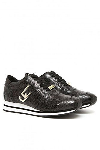 S66067E0331 03V32.Sneaker running glicine.Nero pitone.40