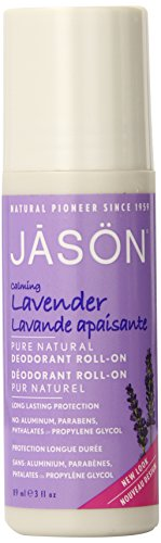 Jason Calming Lavender Deodorant Roll On 89ml lowest price