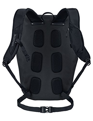 Vaude Club Ride II Bike Backpack, 27 Litre – Phantom Black